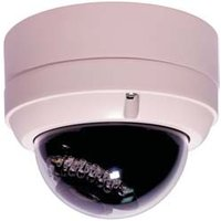 EDGE AV600IR External Vandal Dome Color Day/Night Camera