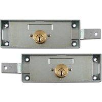 Cylinder Operated Roller Shutter Locks