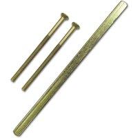 Composite & uPVC Door Handle Fitting Kit