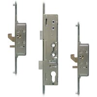 Mila 2 Hook & 4 Roller Twin Spindle Multipoint Lock