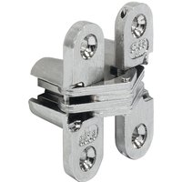 101 SOSS Hinge, for 13-16mm Door Thickness