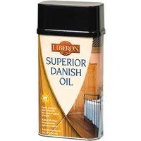Liberon Superior Danish Oil with UV Filters
