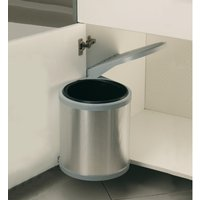 Swing Out Kitchen Cabinet Waste Bin, 10 litres