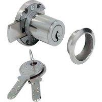 Minilock 40 Rim Lock - 22 mm Kaba 8 Cylinder, Random Key Changes