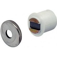Mortice Magnetic Catch - Screw Fixing, Fixed Catch