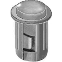Plastic Tap-In Door Buffers, 8mm hole diameter