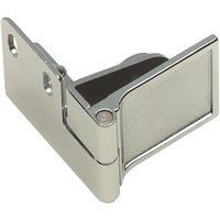 170 Degree Glass Door Middle Hinge - for Inset Doors, 5mm Glass Thickness