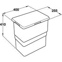 Replacement inner bin, 30 litres