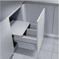 Euro-Cargo Soft Big waste bin for cabinet width 600 mm