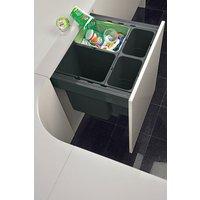 Waste Bin System, for Grass Nova Pro and Hafele MX Drawer Boxes, Ninka One2Five