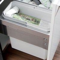 Oeko liner waste bin