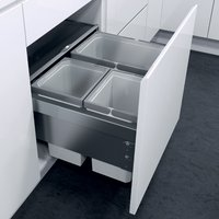 OKEO Liner Pull-Out Waste Bin, for 500mm Cabinet Width
