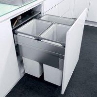 Oeko XXLiner waste bin system
