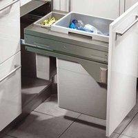 Euro-Cargo 40 waste bin, for cabinet width 400 mm