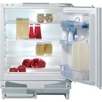 Built under fridge - intergrated