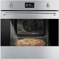 Smeg Classic multifunction pizza oven 600 mm