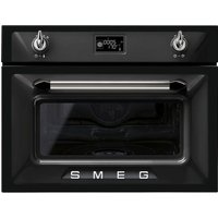 Smeg Victoria traditional compact combination steam oven 600 mm