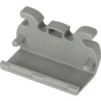 DUSA Plastic Cabinet Basket Clip Set