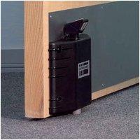 Dorgard acoustic fire door retainer