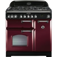 Rangemaster Classic Deluxe  90 range cooker, 900 mm, Electric (induction)