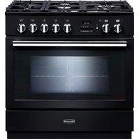 Rangemaster Professional + FXP 90 range cooker, 900 mm, Dual fuel