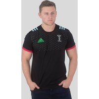 Harlequins 2017/18 Cotton Rugby T-Shirt