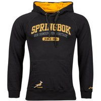 South Africa Springboks Graphic Hooded Rugby Sweat