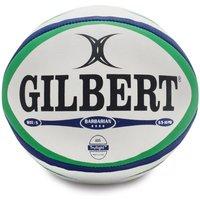 Gilbert Barbarian Rugby Match Ball