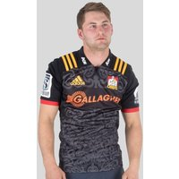 Chiefs 2019 Home Super Rugby S/s Rugby Shirt