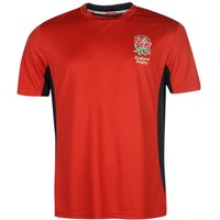 England Rugby Poly Tee Mens