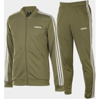 3 Stripe Poly Tracksuit Mens