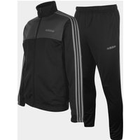 3 Stripe Basic Poly Tracksuit Mens