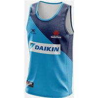 NSW Waratahs 2020 Players S/S Super Rugby Training Singlet