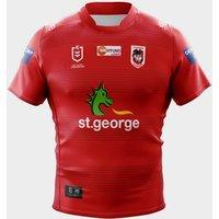 St George Illawarra Dragons 2020 NRL Alternate S/S Rugby Shirt