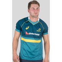 Australia Wallabies 2017/18 Rugby Training Shirt
