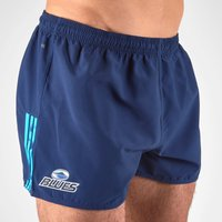 Blues 2019 Home Super Rugby Players Rugby Shorts