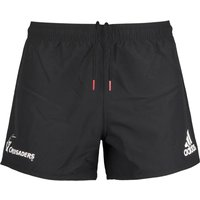 Crusaders 2019 Home Players Super Rugby Shorts