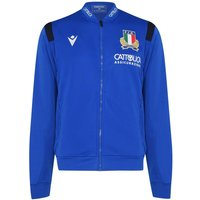 Italy Full Zip Track Jacket Mens