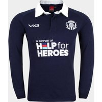 H4H Scotland L/S Shirt Mens