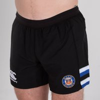 Bath 2018/19 Home Players Rugby Shorts