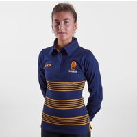 Worcester Warriors 2018/19 Ladies L/S Cotton Rugby Shirt