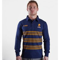 Worcester Warriors 2018/19 L/S Cotton Rugby Shirt