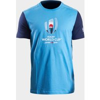RWC 2019 Cotton Graphic Youth S/S Rugby T-Shirt