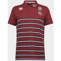 England Short Sleeve Polo Shirt Mens