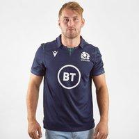 Scotland 2019/20 Home S/S Replica Rugby Shirt