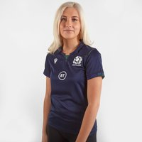 Scotland 2019/20 Ladies Home S/S Replica Rugby Shirt