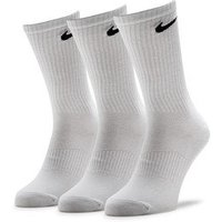 3 Pair Pack Cotton Cushion Crew Socks