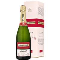 Piper-Heidsieck Essentiel Cuvée Brut Champagner A.O.P. Champagne - in attraktiver Geschenkverpackung