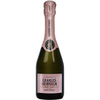 Charles Heidsieck Rosé Réserve Champagne - 0,375 l Flasche