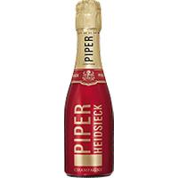 Piper-Heidsieck Champagner in der 0,2 Literflasche Brut 0,2l